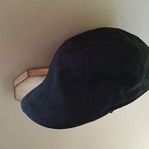 Newsboy Black Cap